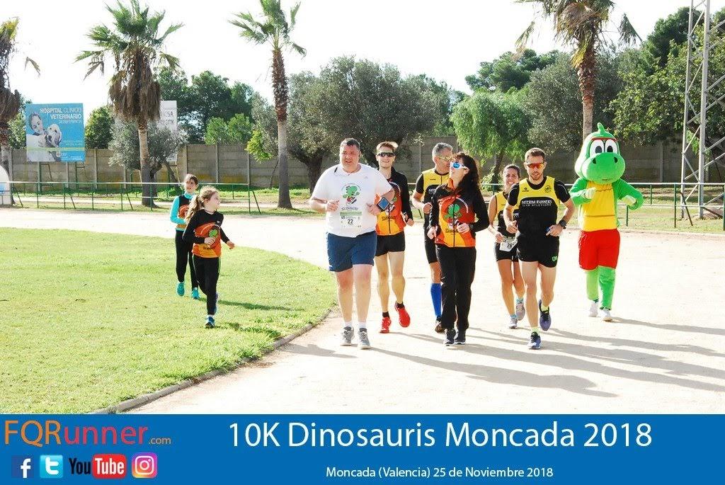 Fotos 10K Dinosauris Moncada 2018