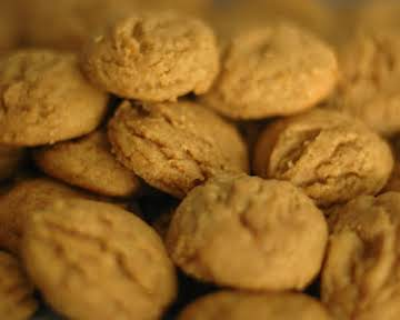Not My Daddy's Peanut Butter Cookies