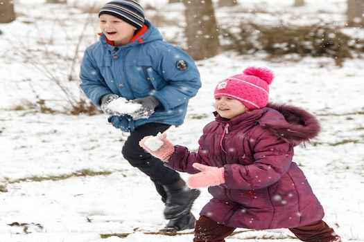 Top 3 Winter Activities for Families at Haliburton Forest