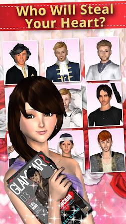 Me Girl Love Story - Date Game 2.8.5 screenshot 503230