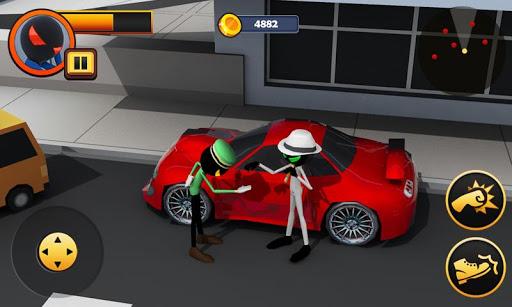 Criminal Stickman Escape 3D 1.5 screenshots 2