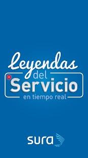 Leyendas del Servicio - SURA - náhled