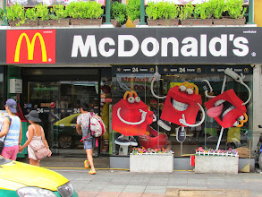 Photo: These McDonald's happy meal characters will haunt my dreams