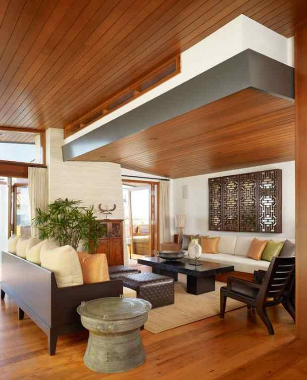 Ceiling Design Ideas 30 ceiling design ideas to inspire your next home makeover httpfreshome Home Ceiling Design Ideas Screenshot