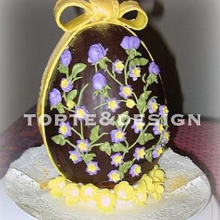Fondant Easter Eggs