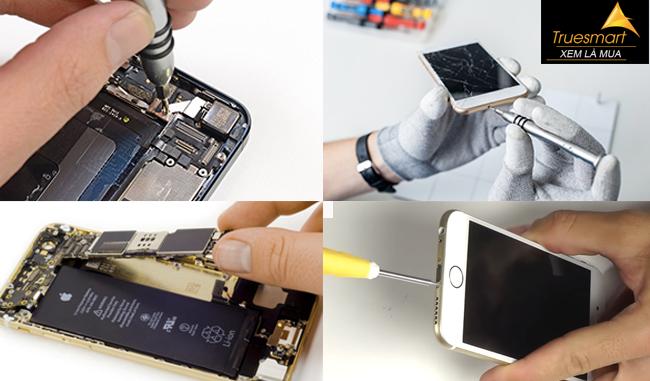 Tránh dịch Corona - TRUESMART mua bán, sửa chữa điện thoại - laptop giao nhận tận nhà