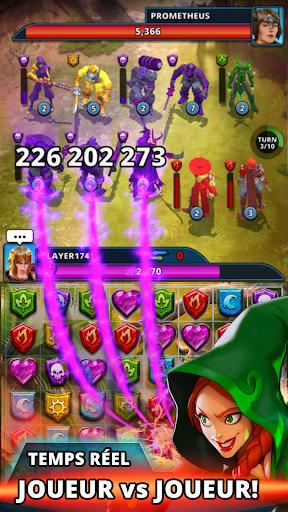 Code Triche Duel - Puzzle Wars PvP APK MOD (Astuce) screenshots 1