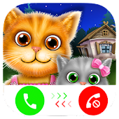 Call From Talking Tom prank