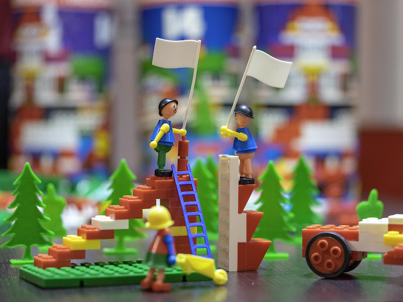 Non sono LEGo ma Plastic City!!!!!!! di non_dir_di_me_se_di_me_non_sa