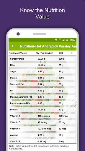 Salad Recipes: Healthy Foods with Nutrition & Tips 2.2.4 screenshots 7