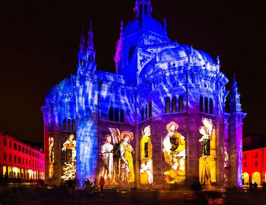 Il Duomo dipinto di Veronica Lunati