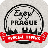 Enjoy! Prague Tour Guide Map