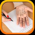 Cheat sheet free icon