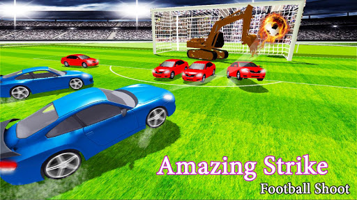 Car Rocketball Turbo Soccer League 1.0 screenshots 3