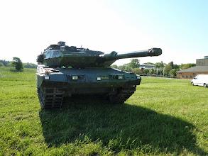 Photo: Stridsvagn 122