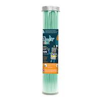 3Doodler Start Eco-Plastic - 100 Strand Tube - Aqua Mint