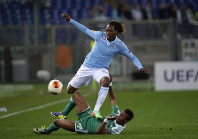 Cavanda et la Lazio en quarts de finale de la Coupe