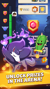 Mana Monsters: Free Epic Match 3 Game 4