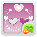 GO SMS Pro Bird Lover Theme icon
