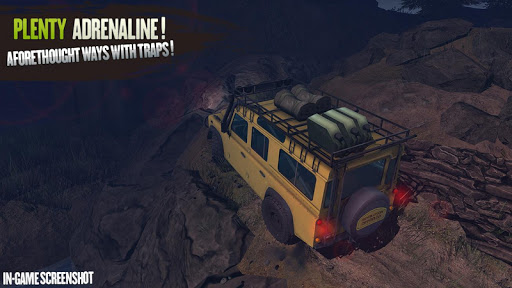 Revolution Offroad : Spin Simulation 1.1.6 screenshots 5