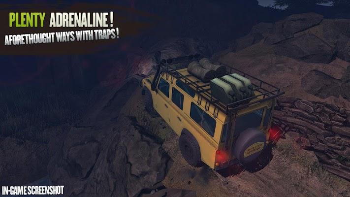 Revolution Offroad : Spin Simulation- screenshot