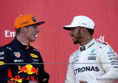 Hamilton geeft aan dat Verstappen interesse heeft in overstap naar Mercedes