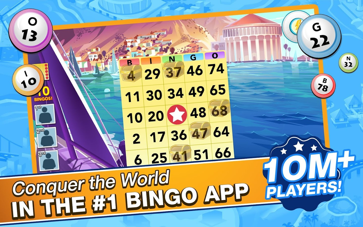 Bingo Blitz: Bonuses & Rewards- screenshot
