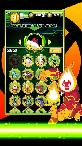 Ben 10 Heroes fond d'écran 2