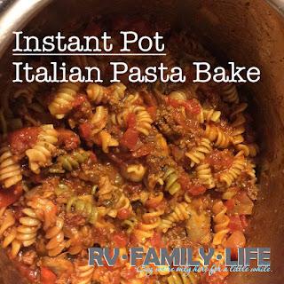 Instant Pot Italian Pasta