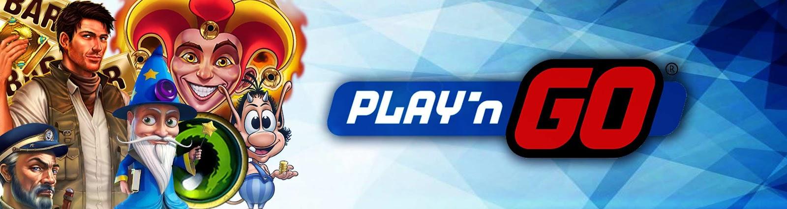 Play'n GO - лицензионный международный провайдер.