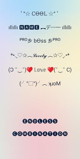 Fancy Fonts u2013 Cool Fonts & Stylish Text Generator Screenshots 2
