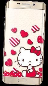 Cute Hello Kitty Live Wallpaper App Download Apk Com Robounit Kitty