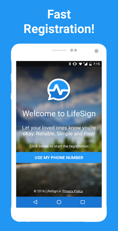 LifeSign: Family Locator [GPS]- screenshot