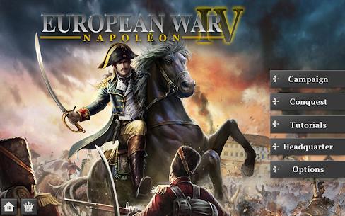 European War 4: Napoleon Mod Apk 1.4.20 1