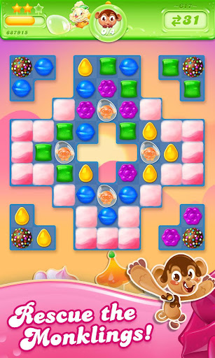 Candy Crush Jelly Saga filehippodl screenshot 4