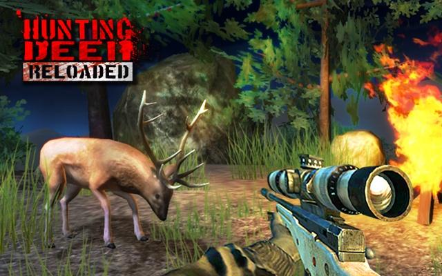 Hunting Deer Reloaded