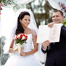 Wedding photographer Sergey Shevchenko (shefs1). Photo of 25.05.2013