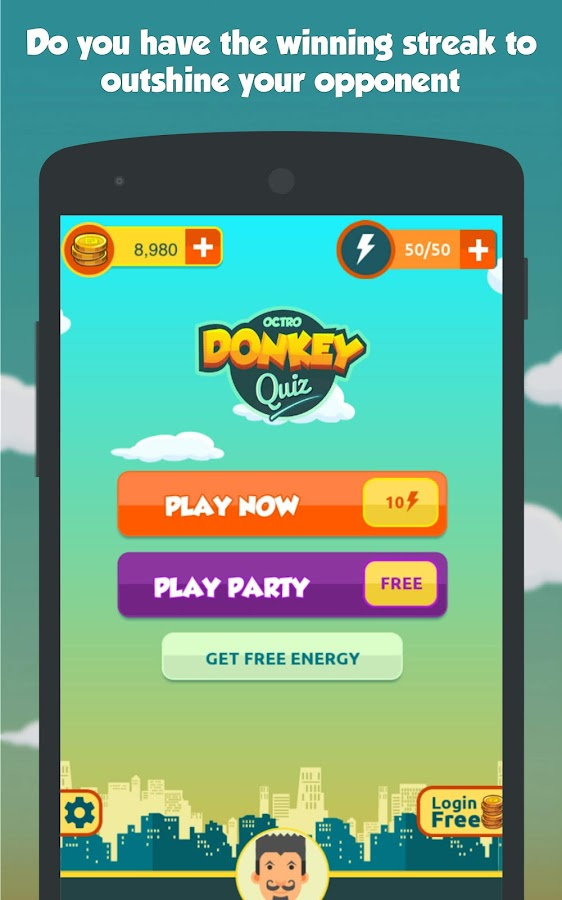 online quiz game