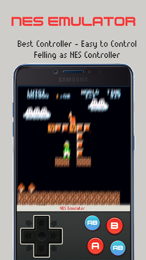 NES Emulator - Full Game and Free (Best Emulator) game (apk) free download for Android/PC/Windows screenshot