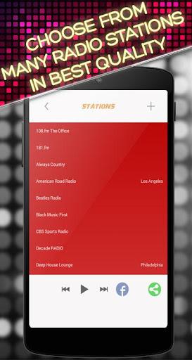 FM Radio USA Free  screenshots 3
