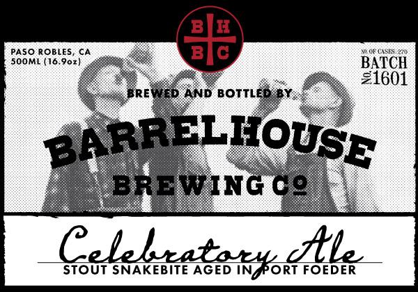 Logo of BarrelHouse Celebratory Ale No. 4