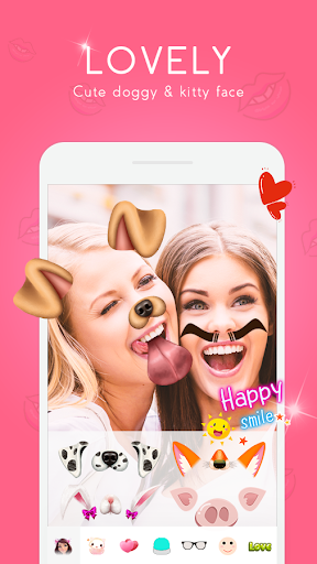 Snappy Photo Filters Stickers for PC