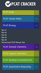 Pharmacy Admission Test (PCAT)- screenshot thumbnail