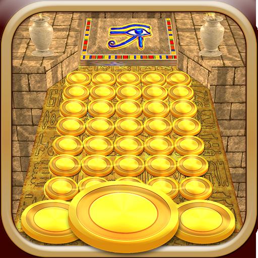 Coin Pusher : New Gold Coin Dozer - Casino Game