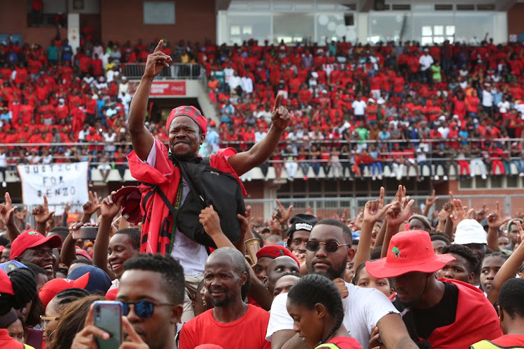 EFF members 'irresponsible to disrupt parliamentary hearing on land' — Malema