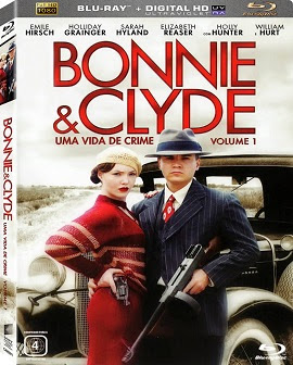 Bonnie & Clyde: Uma Vida de Crime (2014) BRrip Blu-Ray 1080p Dublado Torrent Download