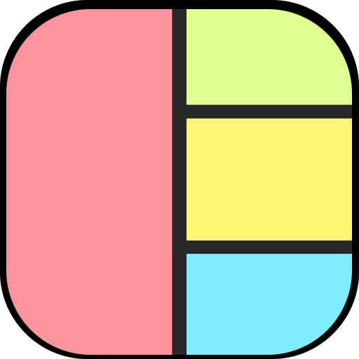 照片拼貼相框製造商 攝影 App LOGO-硬是要APP