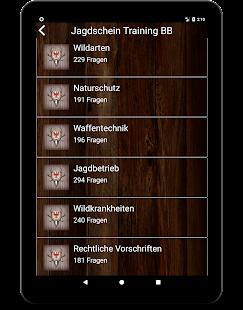 Download Jagdschein Trainer Brandenburg For PC Windows and Mac apk screenshot 16