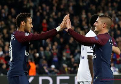 Le Sporting d'Anderlecht a à nouveau pris une claque contre le PSG