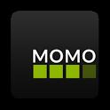 MOMO Realtime Stock Discovery icon